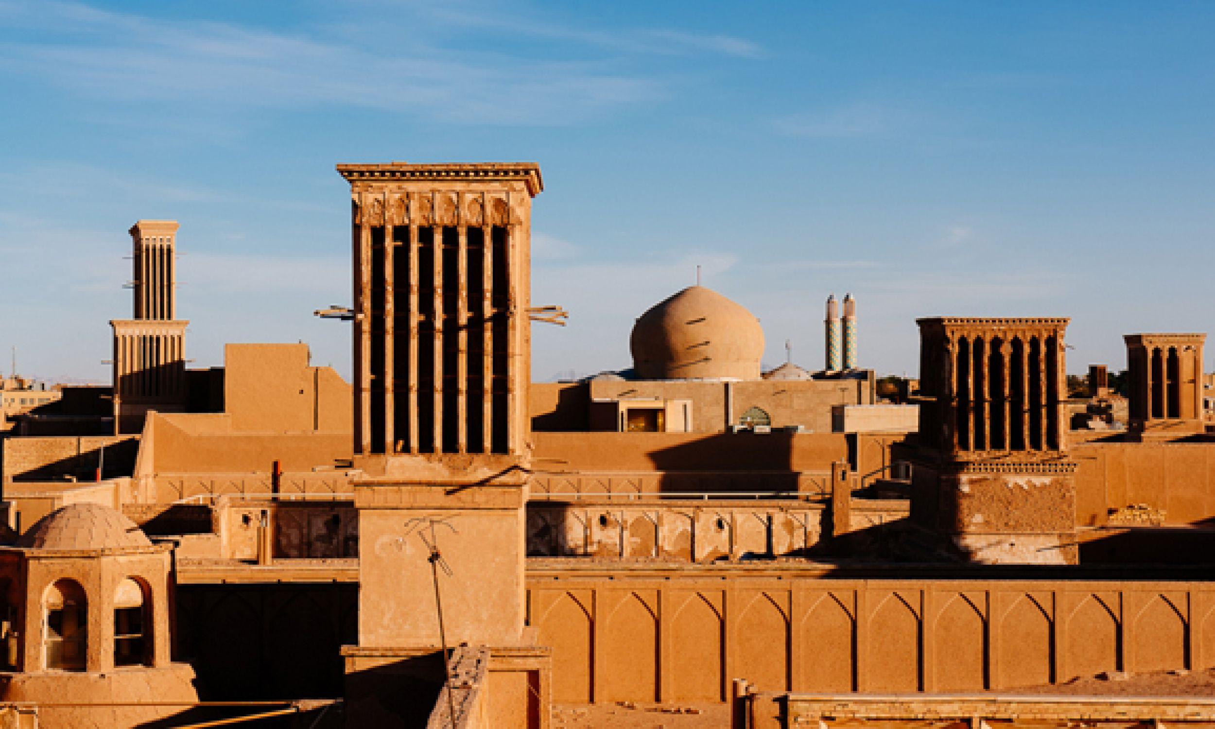 Randki z kulturą Iranu