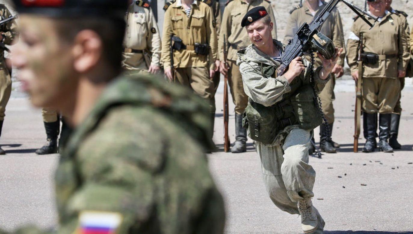 Ukraina wzmacnia swoje pozycje na morzu (fot. Sergei Malgavko\TASS via Getty Images)