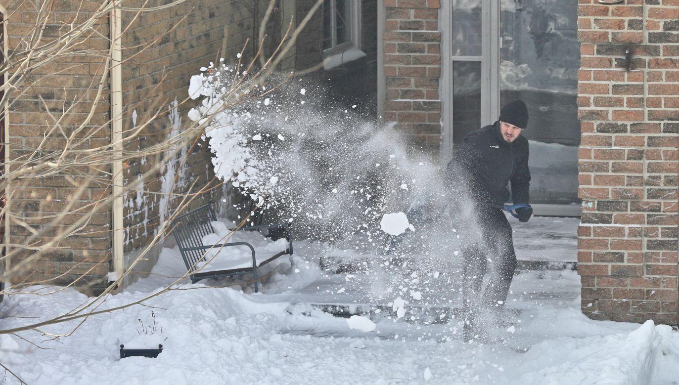 Ostrzeżenie pierwszego stopnia przewiduje warunki sprzyjające wystąpieniu niebezpiecznych zjawisk meteorologicznych (fot.Getty Images/Creative Touch Imaging Ltd./NurPhoto)