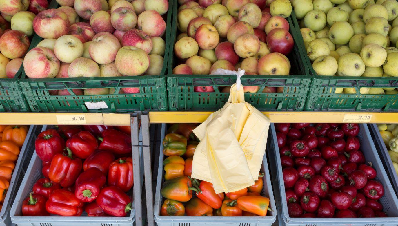 """""""Utrudniony jest handel świeżymi produktami rolnymi"""" – napisał Wojciechowski (fot. Getty Images/Richard Baker/In Pictures)"""