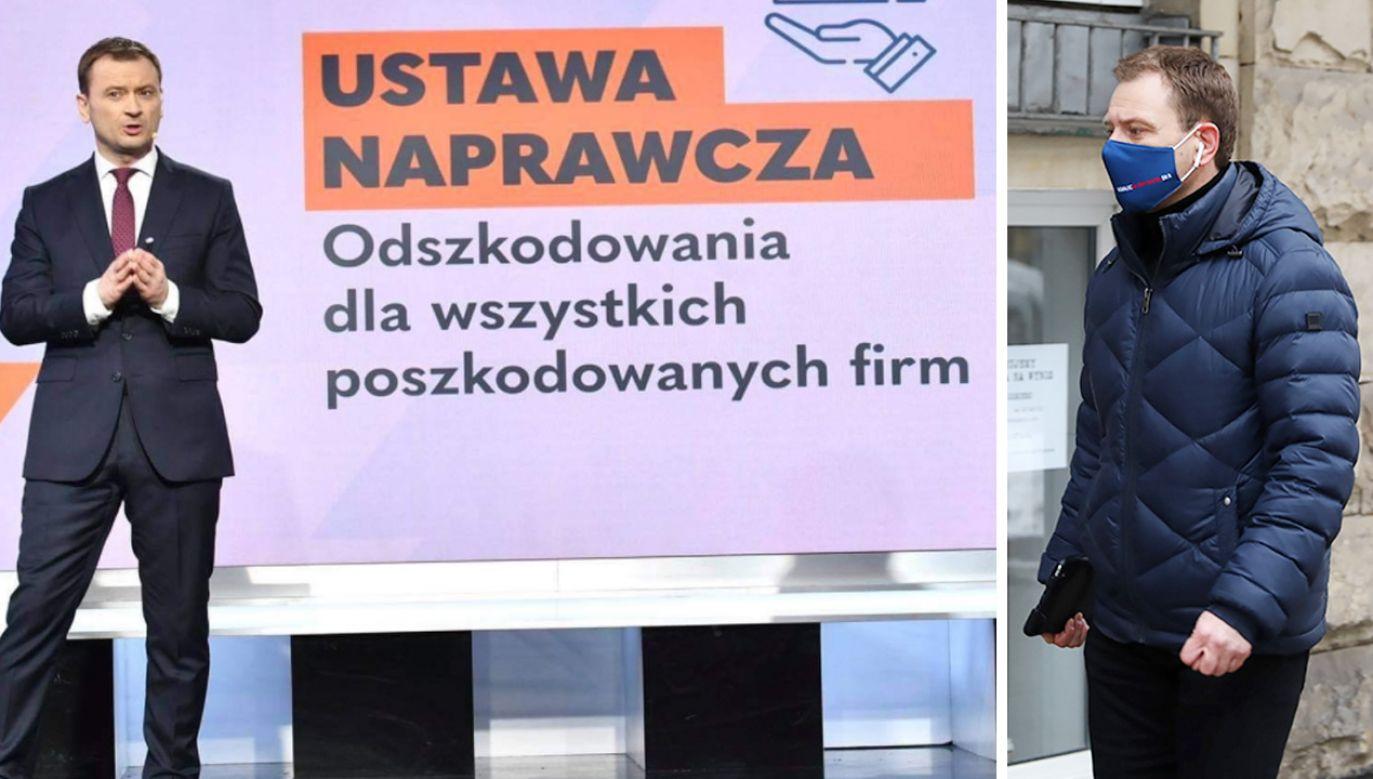 Sławomir Nitras (fot.TT/PO; PAP/Rafał Guz)