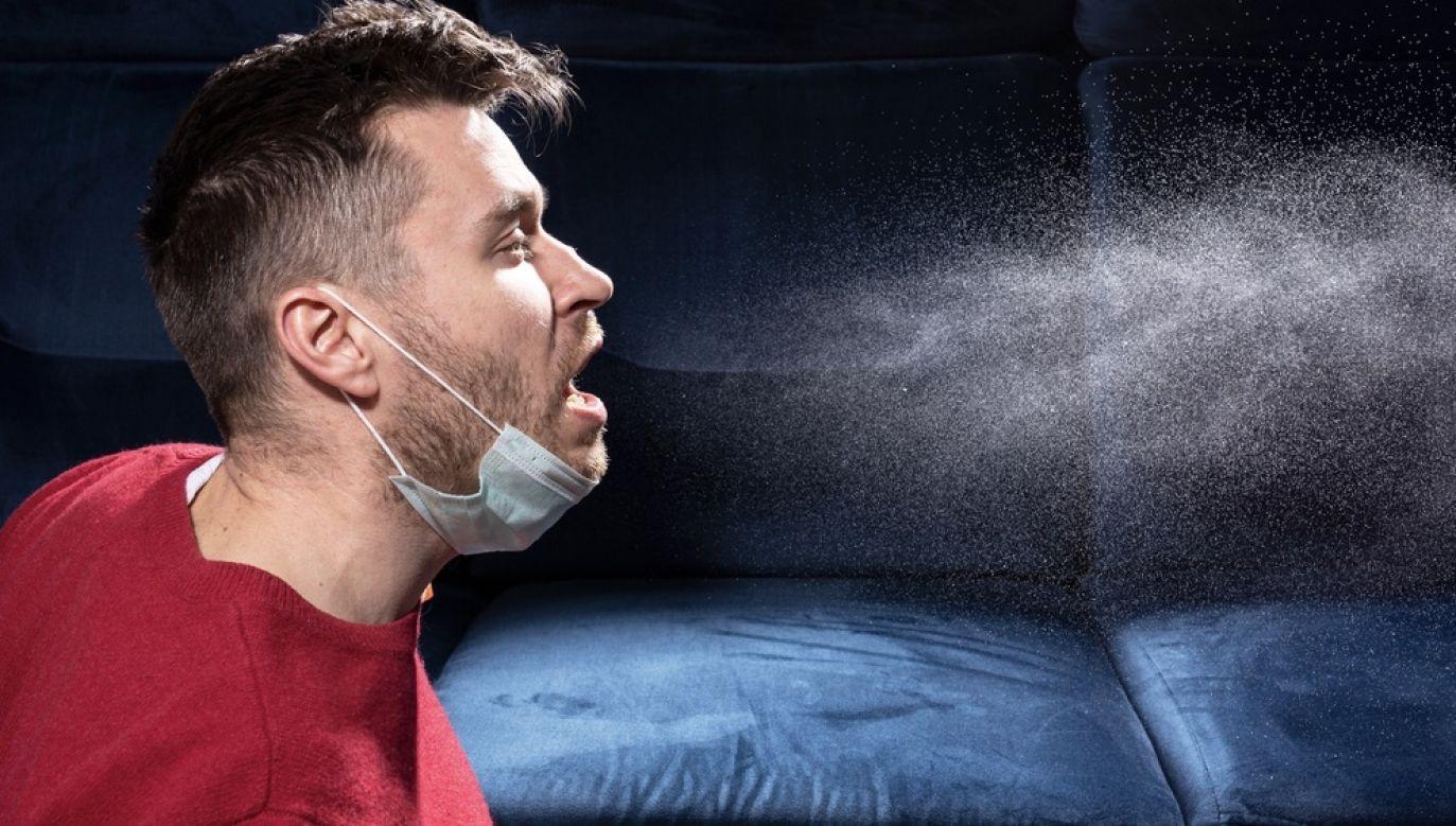 Badacze sprawdzili też wpływ temperatury i wilgotności w chmurze na dystrybucję kropelek (fot. Shutterstock/Aliaksandra Post)
