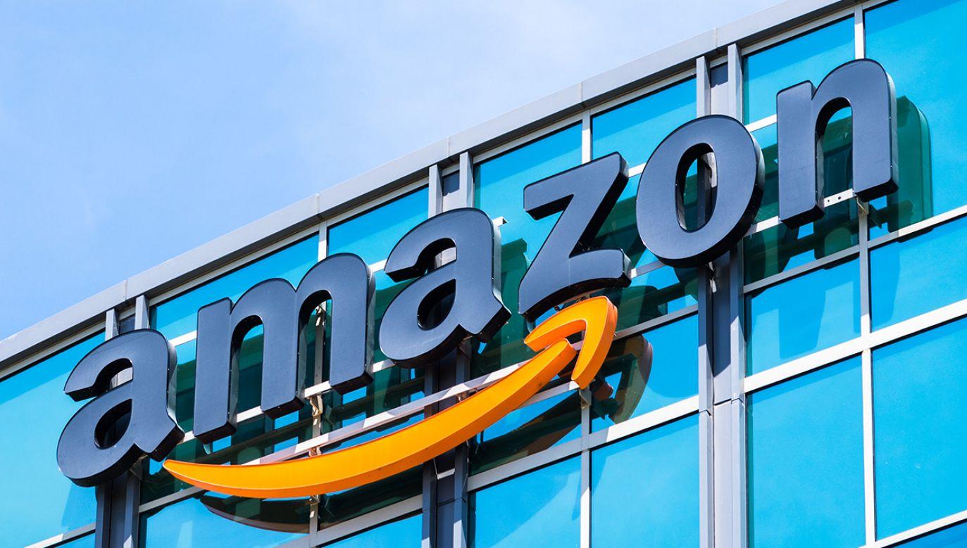 Amazon zaskarżył decyzję KE (fot. Shutterstock)