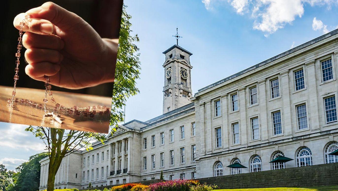 KAI: rośnie nienawiść względem katolików na brytyjskich uniwersytetach (fot. Shutterstock)