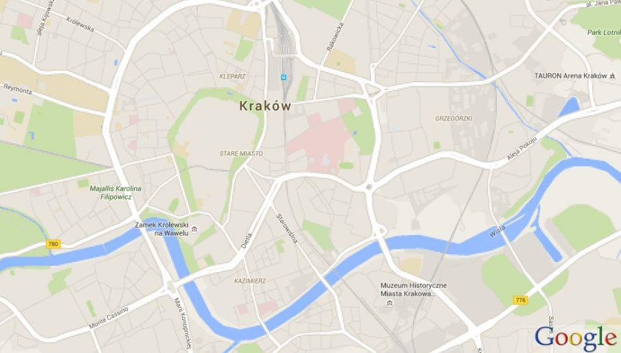 Na Google Maps Z Powodu Upalow Nie Bylo Wisly Tvp Info
