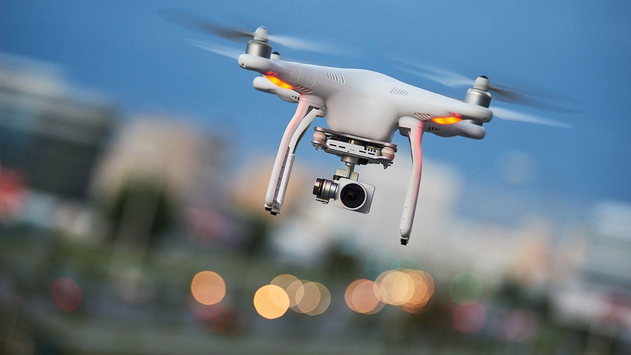 Czy drony staną się polskim hitem eksportowym? (fot. Shutterstock/Dmitry Kalinovsky)