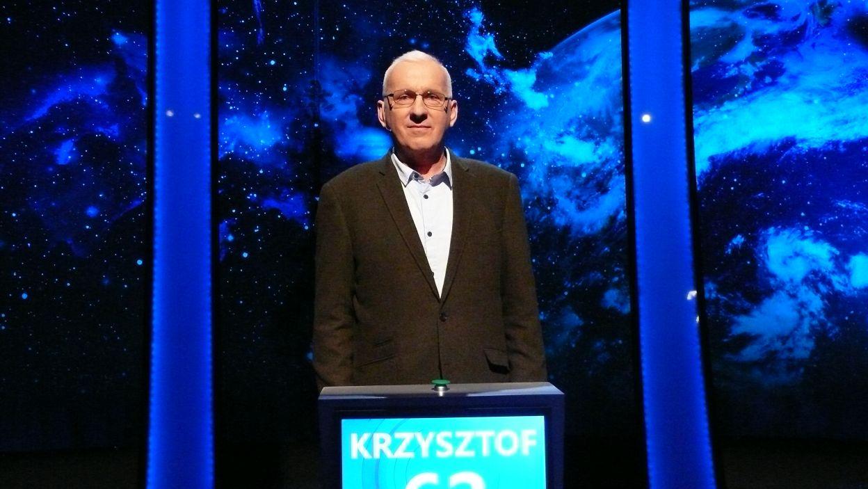 Krzysztof Wróblewski - zwycięzca 10 odcinka 113 edycji