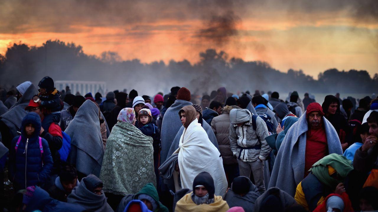 Za przymusowym podziałem były kraje Europy Zachodniej, zaprotestowały państwa Europy Środkowo-Wschodniej (fot. Jeff J Mitchell / Staff/Getty Images)