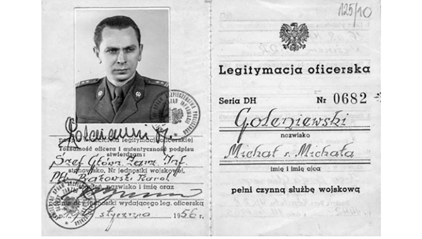Michal Goleniewski zdekonspirował 1693 agentów bloku komunistycznego na Zachodzie (fot. Wikipedia/www.academia.edu)