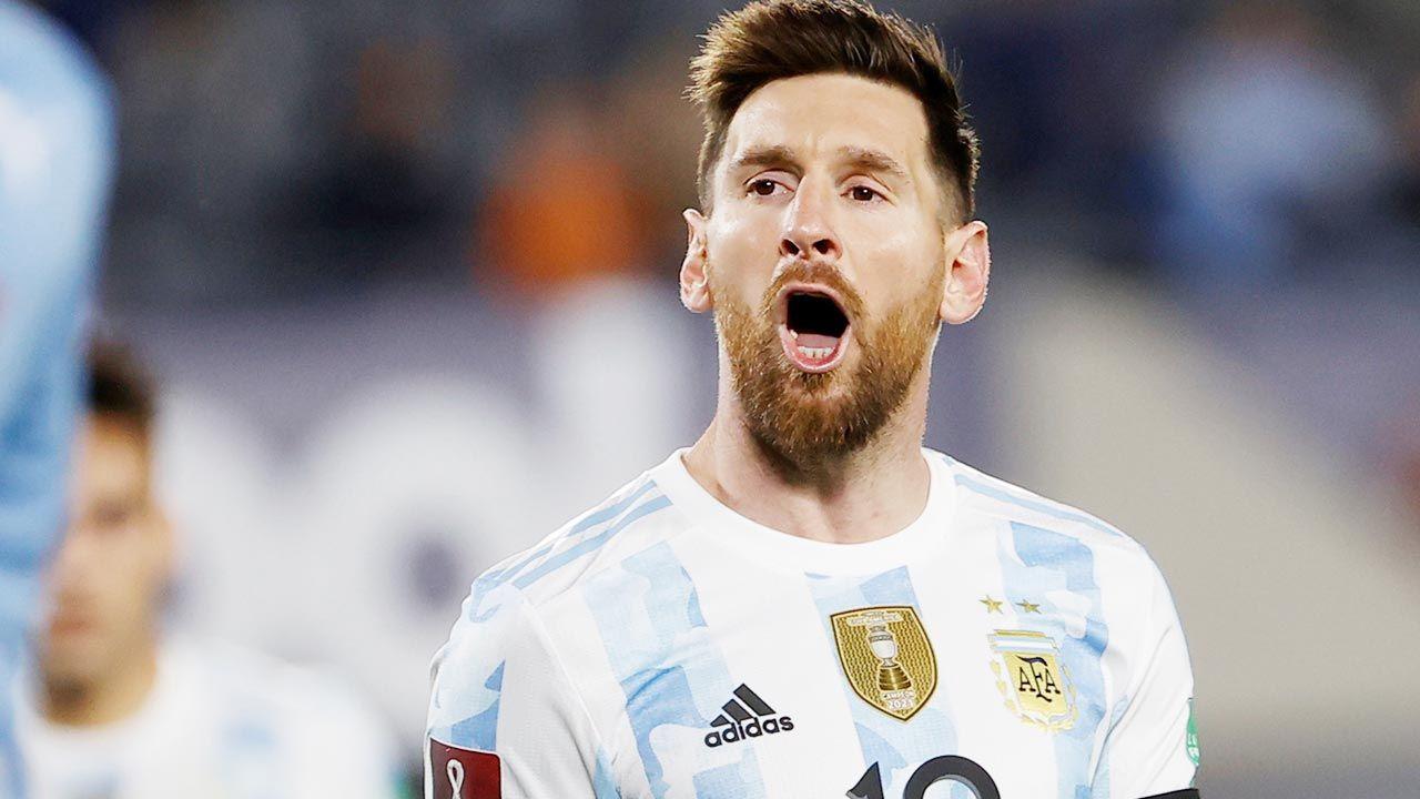 Lionel Messi (fot. PAP/EPA/Juan Ignacio Roncoroni)
