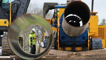 Gazprom pokrywa około 40 proc. zapotrzebowania na gaz ziemny w Europie (fot. Sean Gallup/Getty Images)