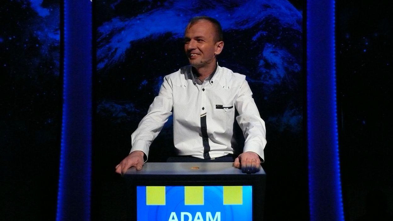 Pan Adam wylosował 4 stanowisko w 18 odcinku 117 edycji
