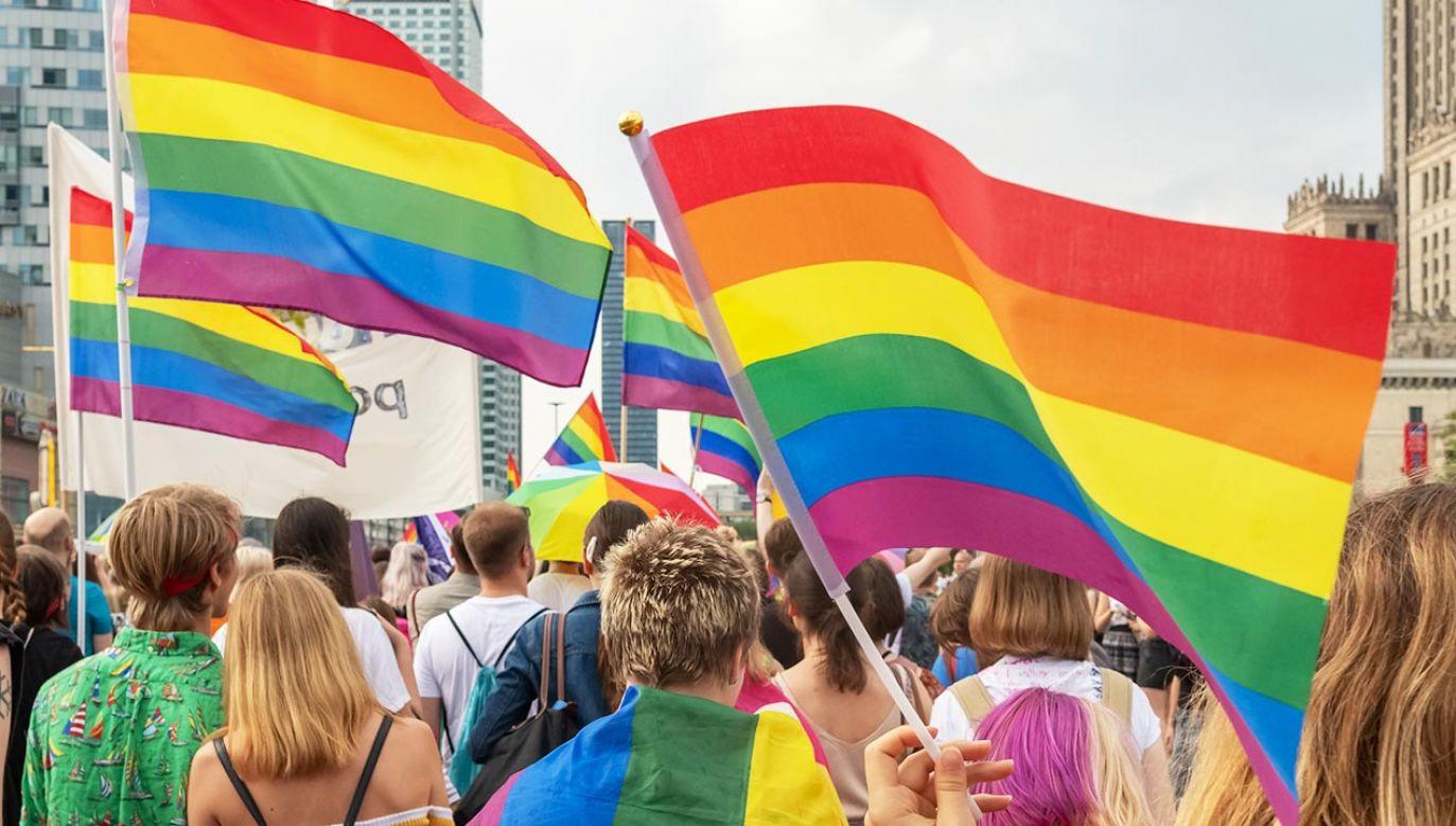 Rafał Trzaskowski w Warszawie wprowadził kartę LGBT, nie odpowiada na pytania, czy chciałby tego w całej Polsce(fot. Shutterstock/Mazur Travel)