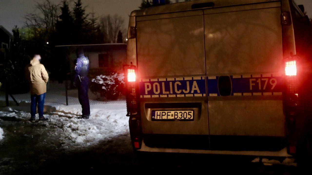 """Policyjni """"łowcy głów"""" zatrzymali parę poszukiwaną za pedofilię (fot. PAP/R.Zawistowski, zdjęcie ilustracyjne)"""