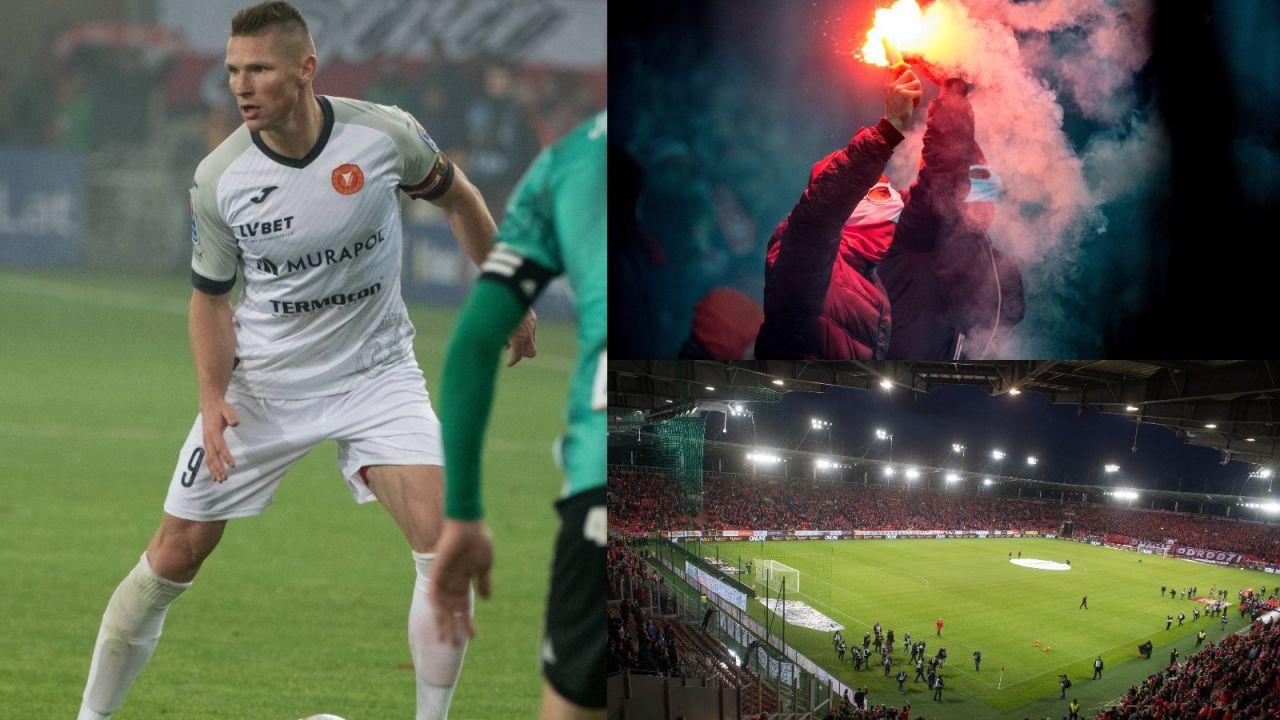 Widzew Łódź awansował do I ligi. Skandal z udziałem kibiców