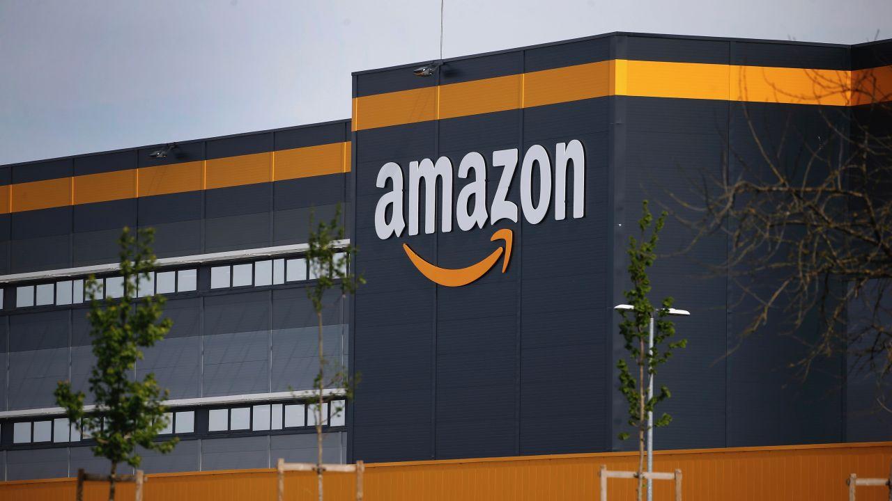 Inwestycja w Łodzi będzie dziewiątym centrum logistycznym Amazona w Polsce (fot. Chesnot/Getty Images)