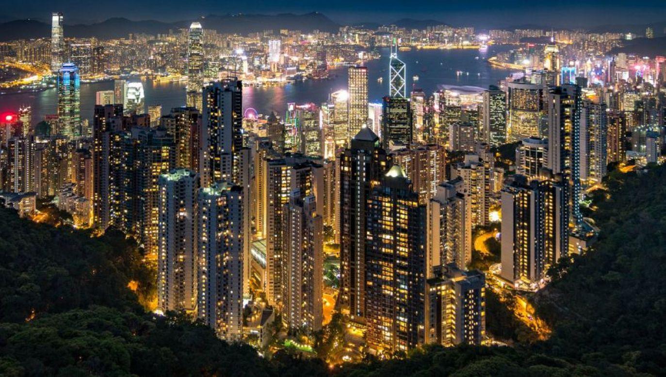Pekin, podważając autonomię Hongkongu, pokazuje swoje prawdziwe – agresywne – oblicze  (fot. Pixabay/MarciMarc105)