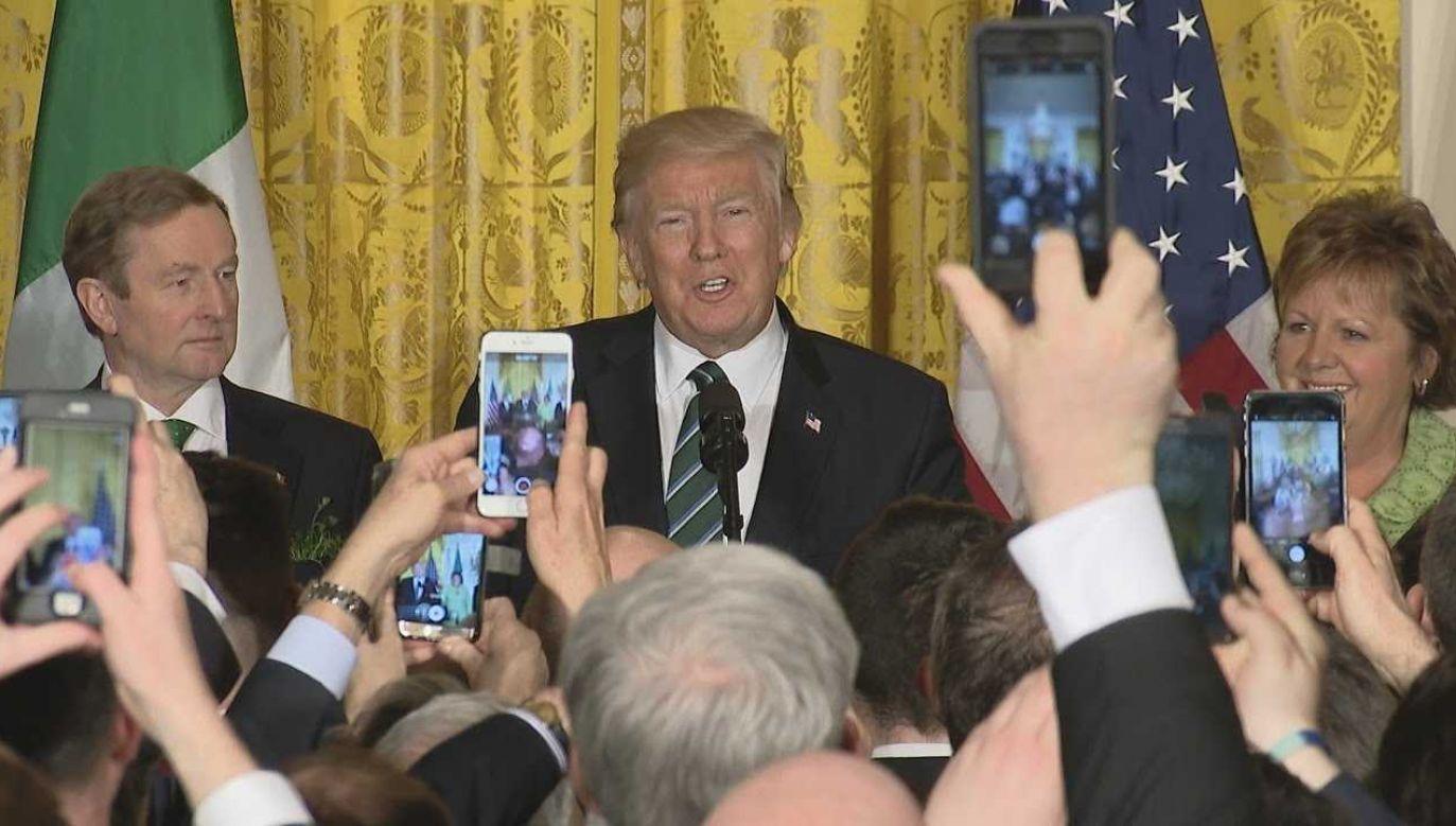 Donald Trump nie uzyskał reelekcji (fot. White House)