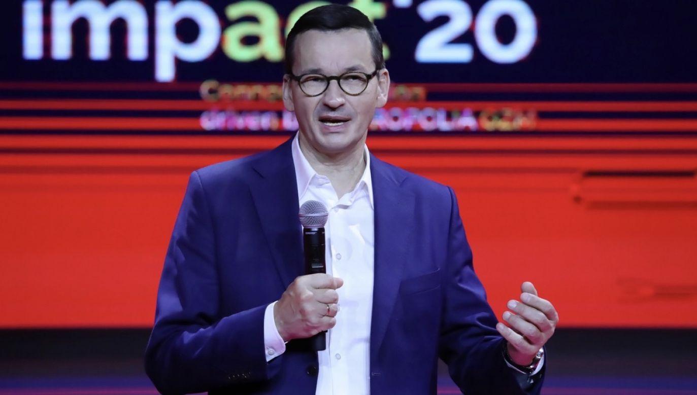 """""""Estoński CIT ma szansę być rewolucją dla małych i średnich przedsiębiorców"""" (fot. PAP/Tomasz Gzell)"""