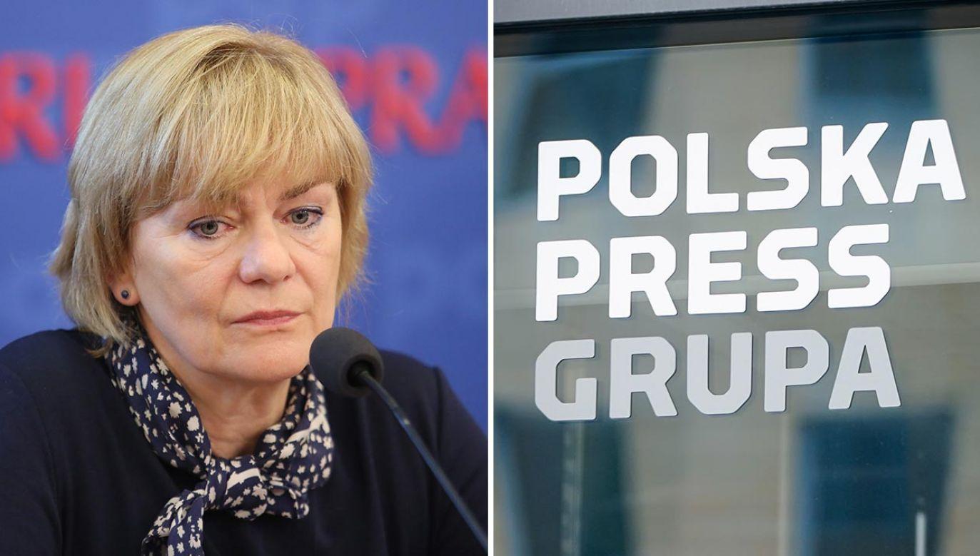 Kania o sytuacji w Polsce Press (fot. PAP/Leszek Szymański; Forum/Mateusz Wlodarczyk)