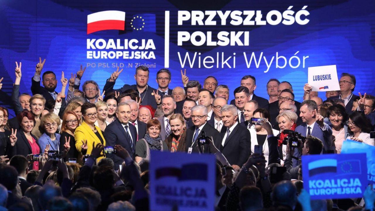 Grzegorz Schetyna liczy, że kandydat PO będzie kandydatem całej Koalicji Obywatelskiej (fot. Facebook/Platforma Obywatelska)