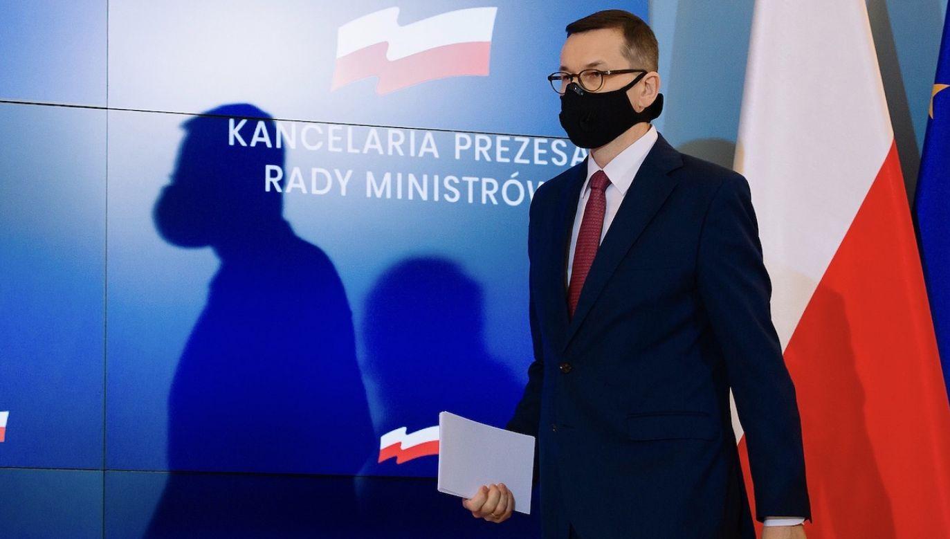 Polska zamówi maksymalną przysługującą jej liczbę szczepionek (fot. Krystian Maj/KPRM)