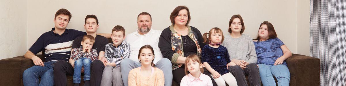 Wielkie rodziny