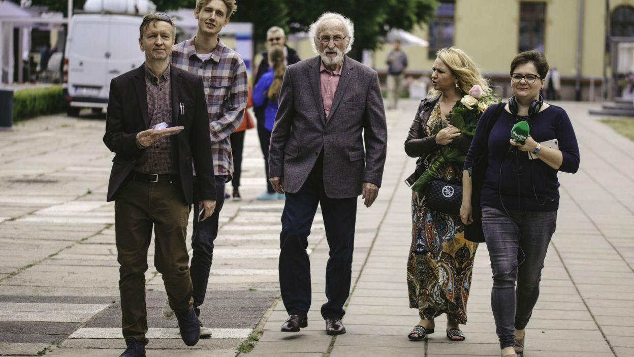 W dniach teatralnego święta na deptaku w Sopocie można było spotkać najznakomitszych polskich aktorów (fot. S. Loba)