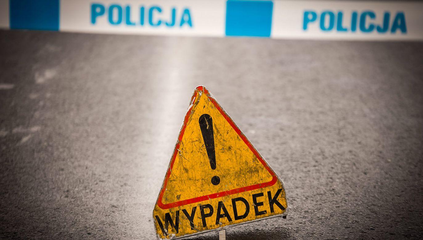 Nikomu nic się nie stało (fot. arch.PAP/Tytus Żmijewski, zdjęcie ilustracyjne)