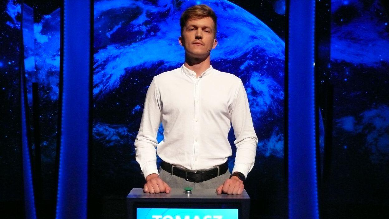 Pan Tomasz Kołodziejczuk został zwycięzcą 8 odcinka 123 edycji