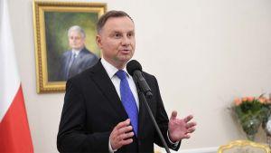 Prezydent Andrzej Duda zaprosił kontrkandydata do Pałacu Prezydenckiego (fot.PAP/Radek Pietruszka)