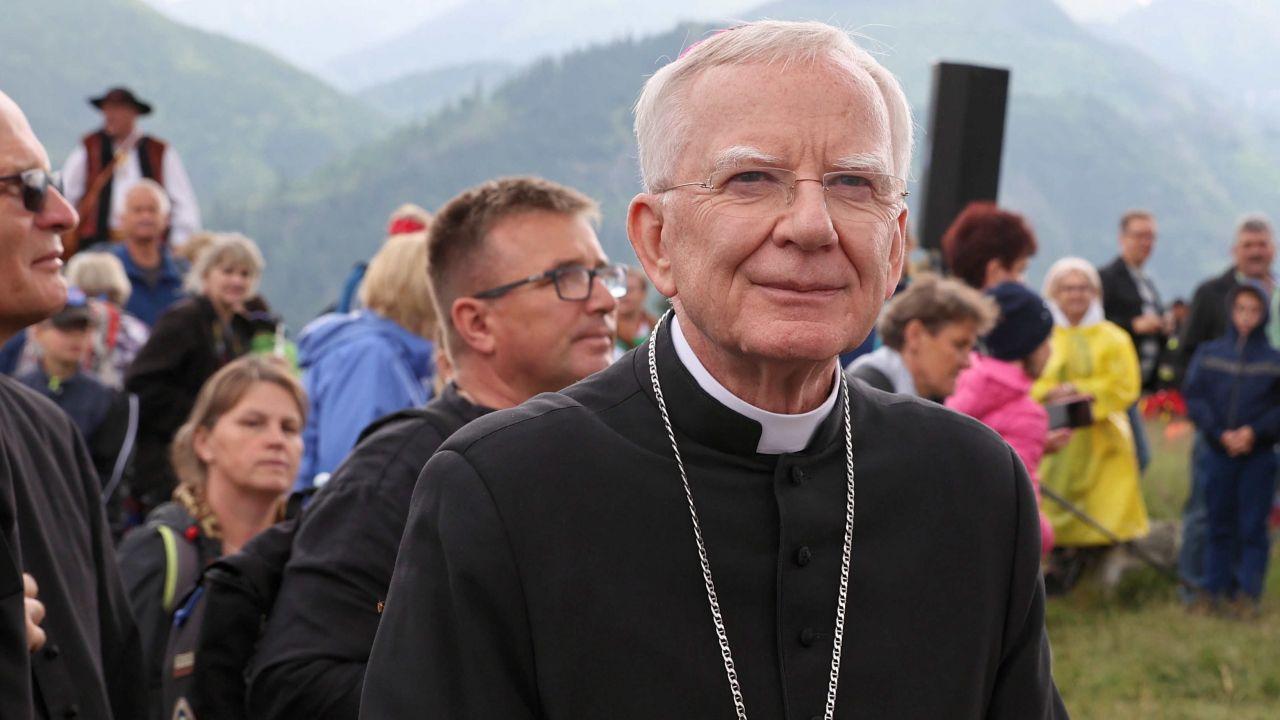 Metropolita krakowski abp Marek Jędraszewski (fot. PAP/Grzegorz Momot)