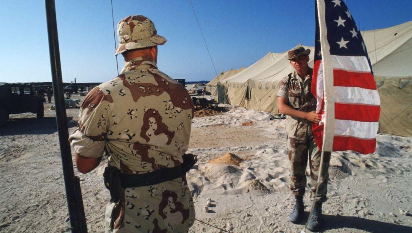 Około 700 żołnierzy USA szkoli i doradza armii somalijskiej w działaniach przeciwko dżihadystom  (fot. Getty Images/Scott Peterson / Liaison)