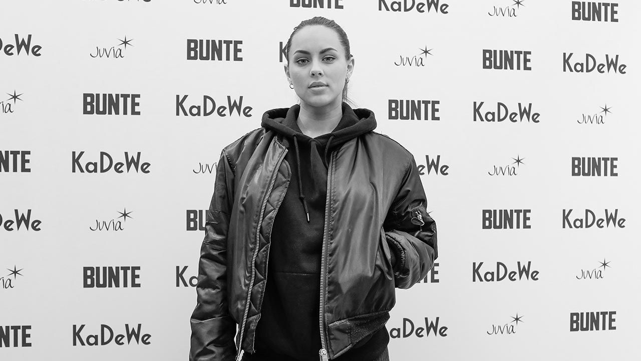 Kasia Lenhardt miała 25 lat (fot. Franziska Krug/Getty Images for KaDeWe)