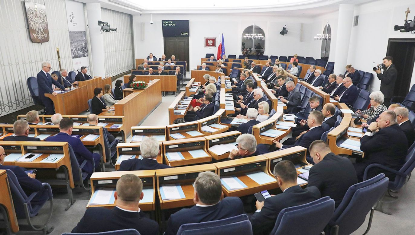 Wybory do Sejmu i Senatu odbędą się 13 października (fot. arch.PAP/Tomasz Gzell)