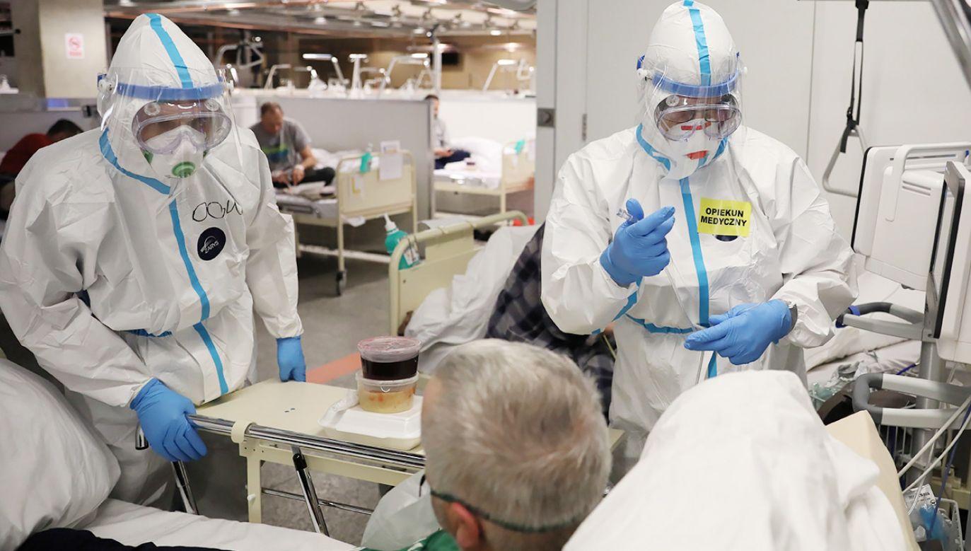 Gdzie potwierdzono dziśnowe przypadki zakażenia? (fot. PAP/Leszek Szymański)