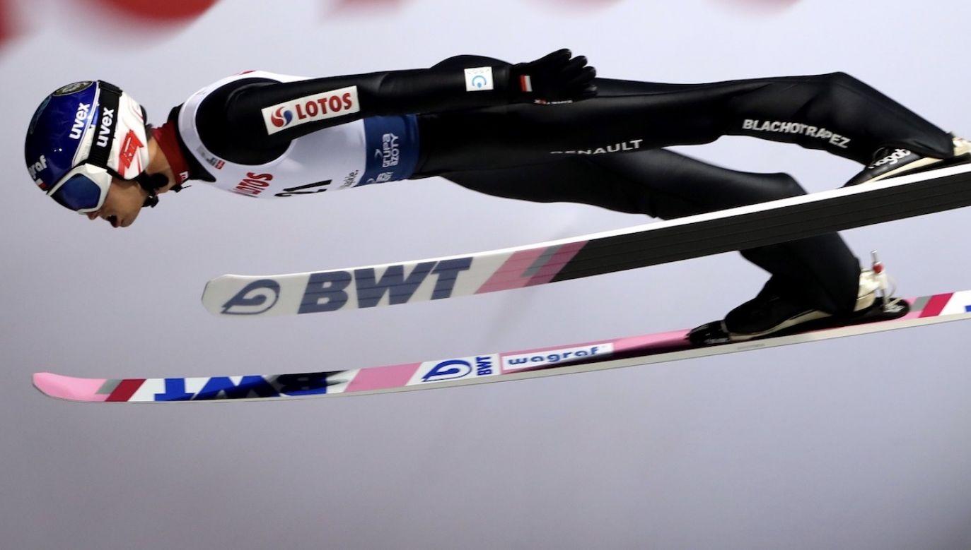Maciej Kot ma w dorobku m.in. medal olimpijski (fot. PAP/Grzegorz Momot)