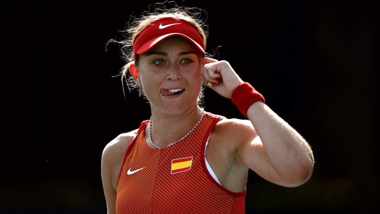 Paula Badosa to jeden z największych tenisowych talentów świata (fot. Getty Images)