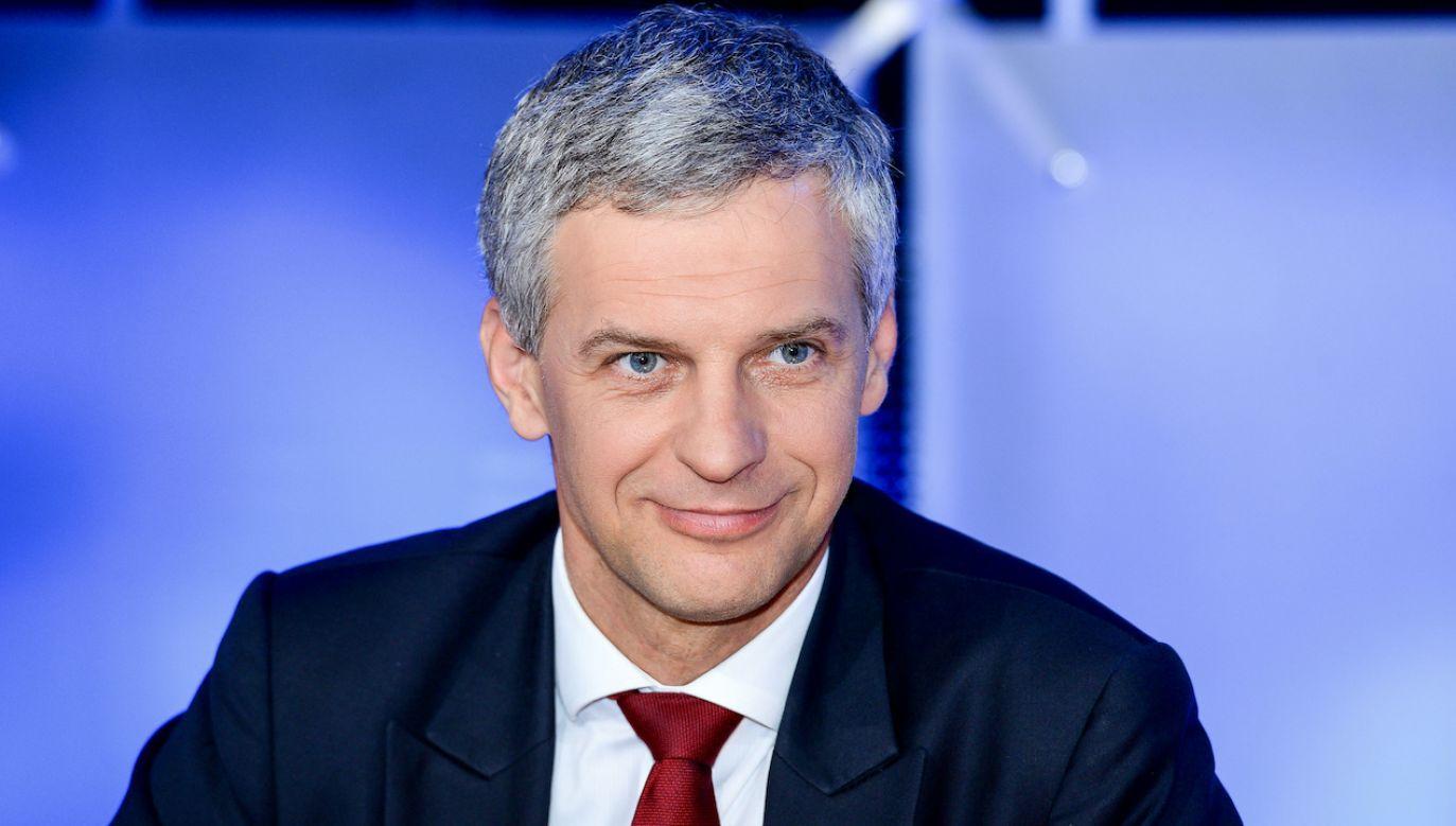 Paweł Poncyliusz jest posłem Koalicji Obywatelskiej (fot. arch.PAP/S.Leszczyński)