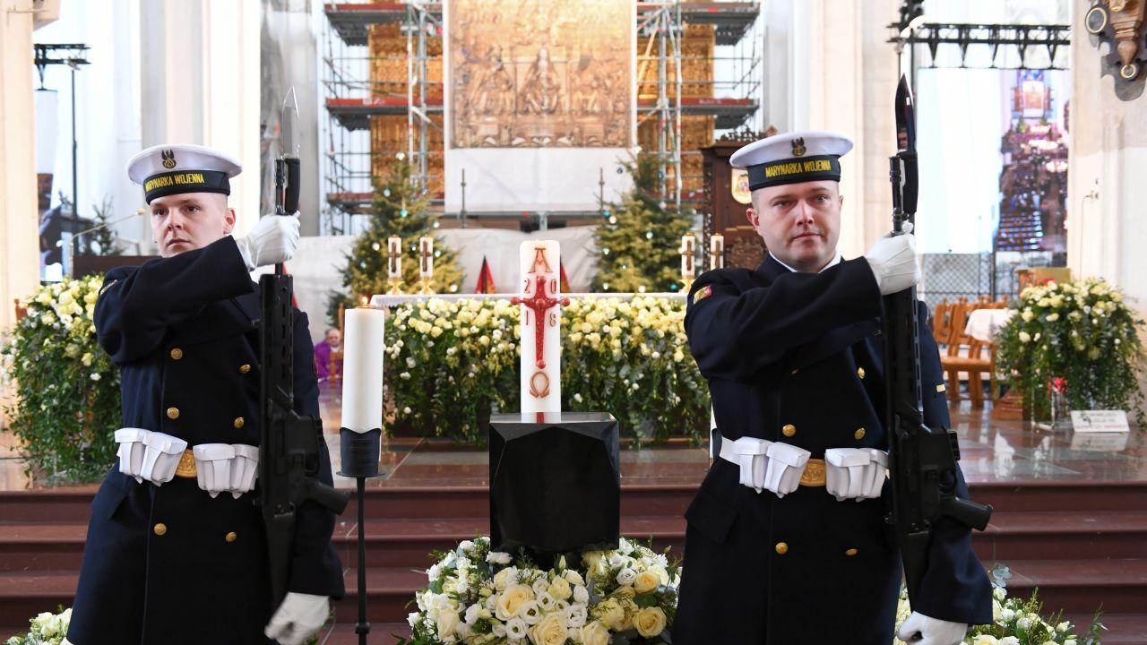 W sobotę odbył się pogrzeb prezydenta Gdańska Pawła Adamowicza (fot.  PAP/Adam Warżawa)