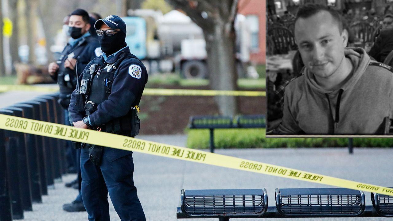 Tragedia wstrząsnęła chicagowską Polonią (fot. Kamil Krzaczynski/Getty Images)