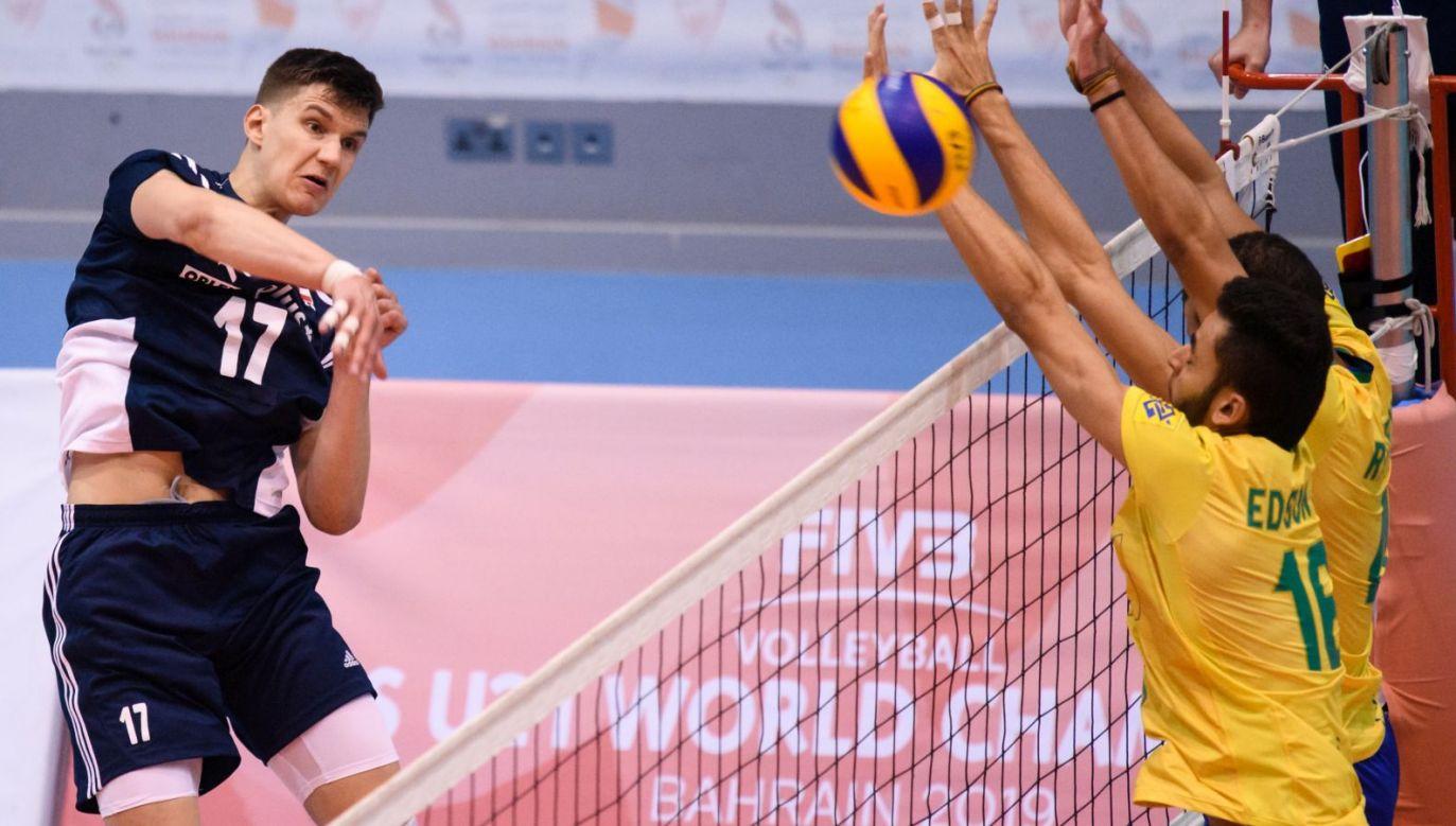 Polska - Brazylia (fot. FIVB)