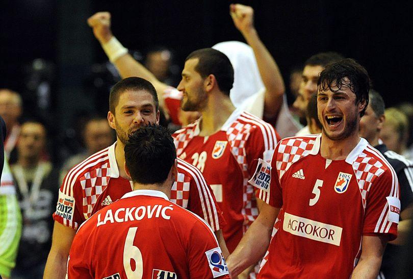 W srodę Chorwaci będą mieli okazję przypieczentować awans do strefy medalowej (fot.PAP/EPA)