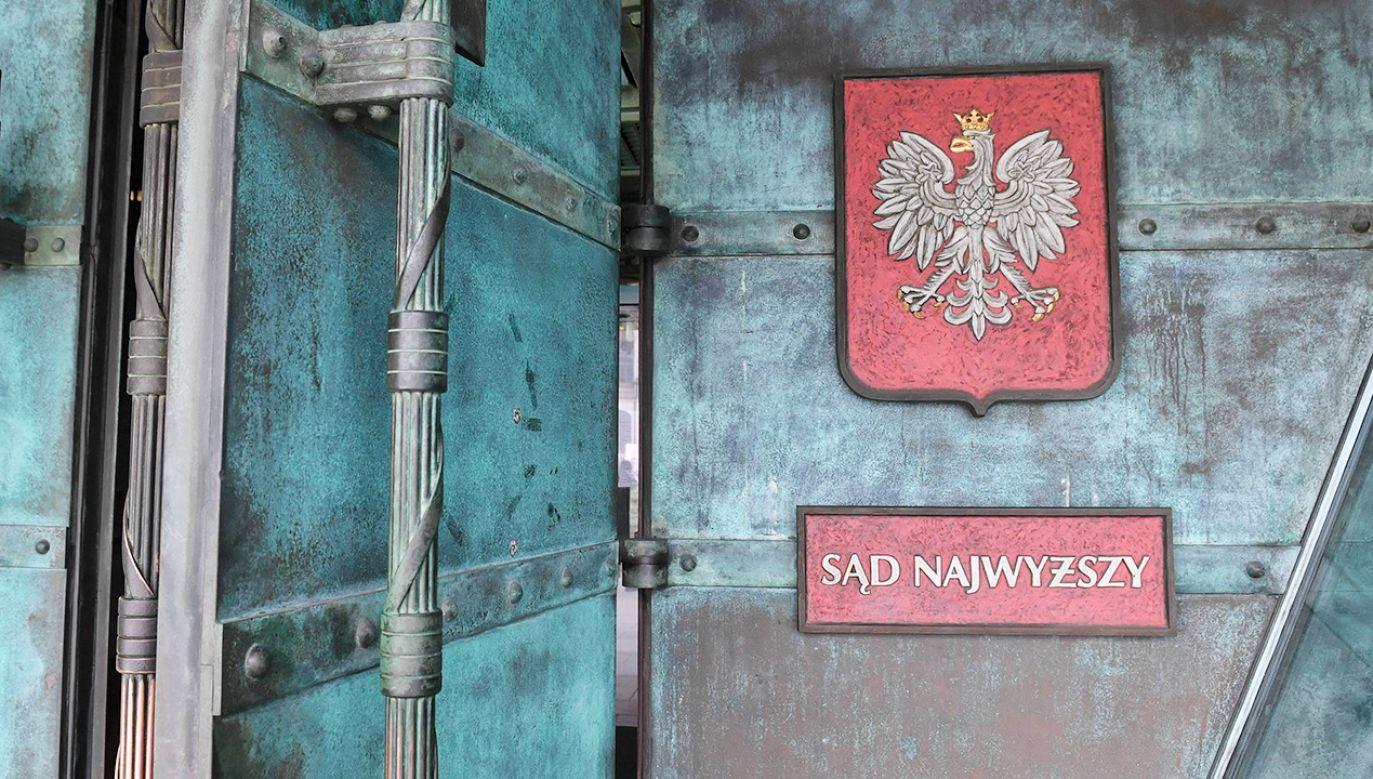 SN uwzględnił skargę RPO (fot.  PAP/Radek Pietruszka)