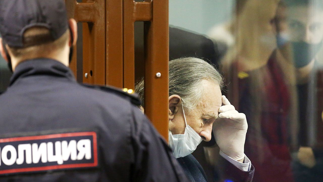 Sprawa wstrząsnęła Rosją (fot. Peter Kovalev\TASS via Getty Images)