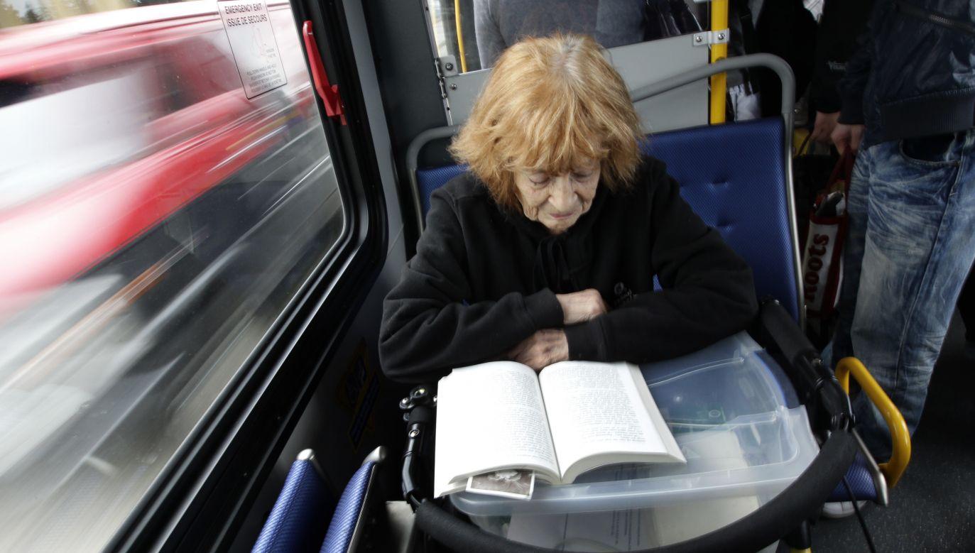 Inicjatywa księgarni z Triestu (fot. Jason Lee/Reuters)