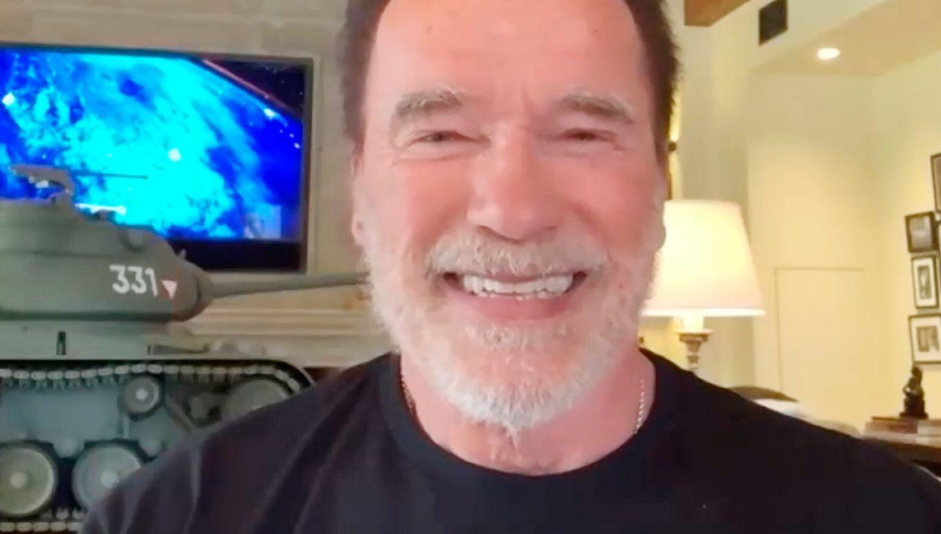 Arnold Schwarzenegger (fot. NBC/NBCU Photo Bank via Getty Images)