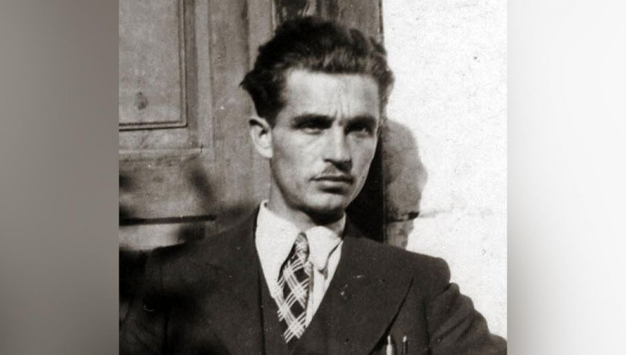 """Marian Bernaciak """"Orlik"""" (fot. IPN)"""