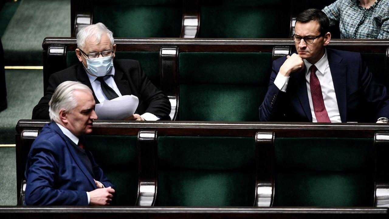 Polityk porozumienia skomentował tweety dwóch dziennikarzy (fot. arch.PAP/R.Pietruszka)