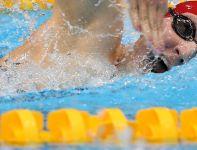Rebecca Adlington z Wielkiej Brytanii zdobyła brąz na 800 metrów stylem dowolnym (fot. Getty Images)